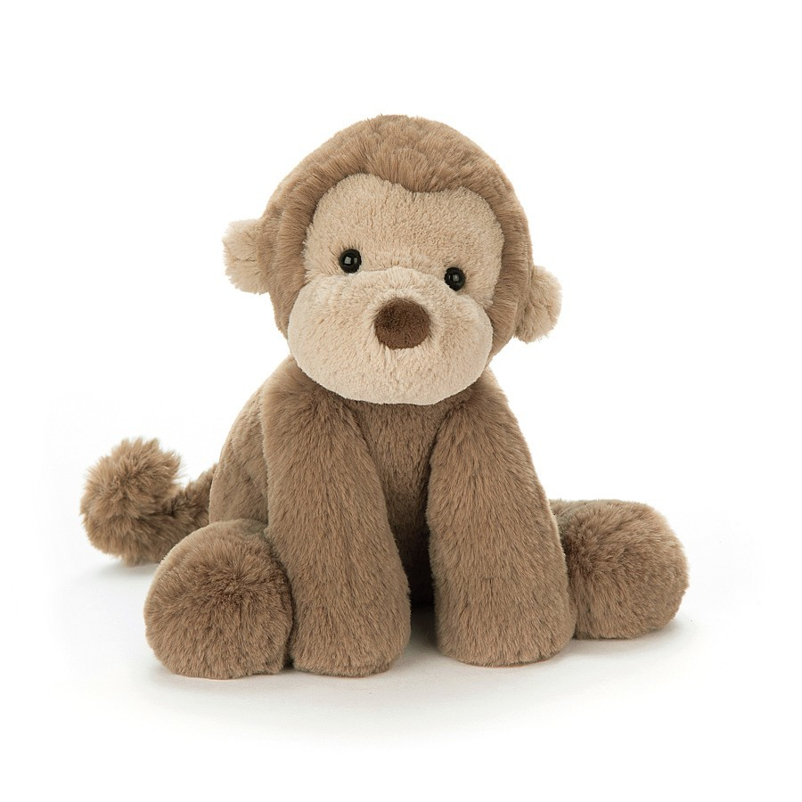 Jellycat: Smudge Monkey image