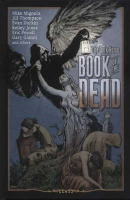 Book of the Dead by Mike Mignola image