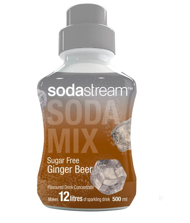Soda Stream: Diet Ginger Beer Syrup