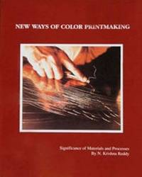 New Ways of Colour Printmaking: Significance of Materials and Processes image