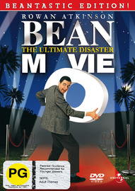 Bean - The Ultimate Disaster Movie: Beantastic Edition! on DVD image