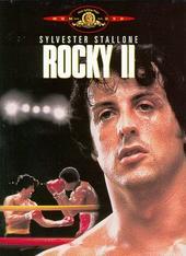 Rocky II on DVD