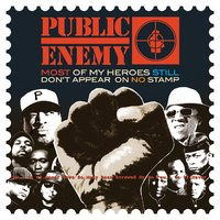 Most Of My Heroes Still Don't Appear On No Stamp (2LP) by Public Enemy