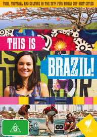 This is Brazil on DVD