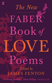 The New Faber Book of Love Poems by Various Poets image