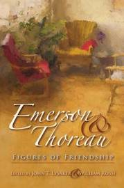 Emerson and Thoreau image