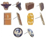 Fantastic Beasts - Earring Set