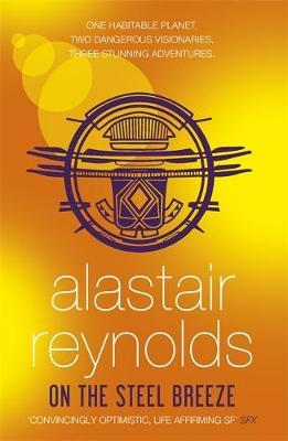 On the Steel Breeze by Alastair Reynolds image