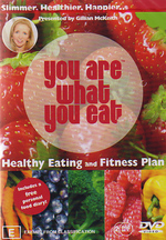 You Are What You Eat (2 Discs) on DVD