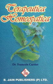Terapeutica Homeopatica by Francois Cartier image