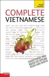 Complete Vietnamese Beginner to Intermediate Book and Audio Course by Dana Healy image