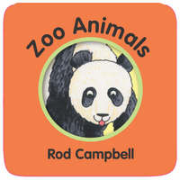 Zoo Animals by Rod Campbell image
