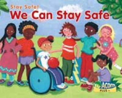 We Can Stay Safe by Rebecca Rissman image