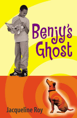 Benjy's Ghost by Jacqueline Roy image