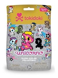 "Tokidoki: Unicorno Clip-On - 4.5"" Plush (Blind Bag)"