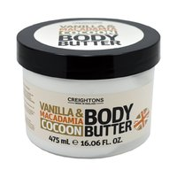 Creightons: Vanilla & Macadamia Cocoon Body Butter (475ml)