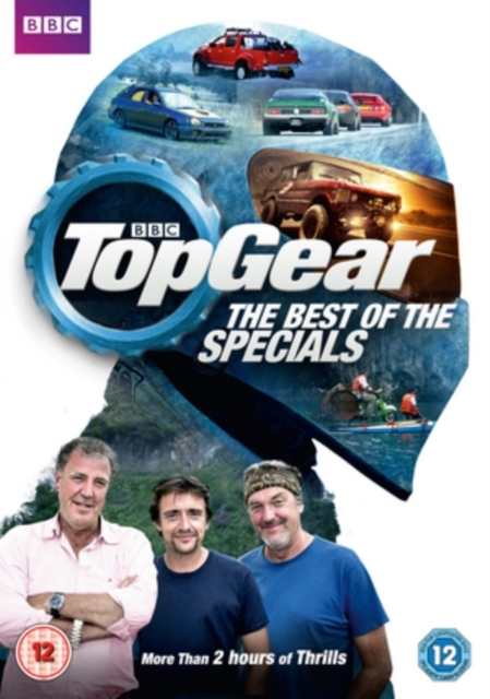Top Gear - The Best Of The Specials on DVD