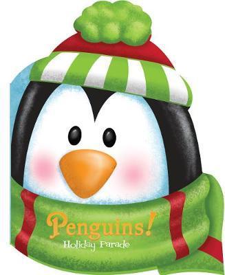 Christmas Head Books Penguin! Holiday Parade