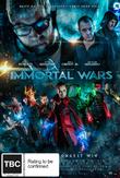 The Immortal Wars on DVD