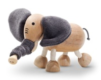 Anamalz: Wooden Figure - Elephant