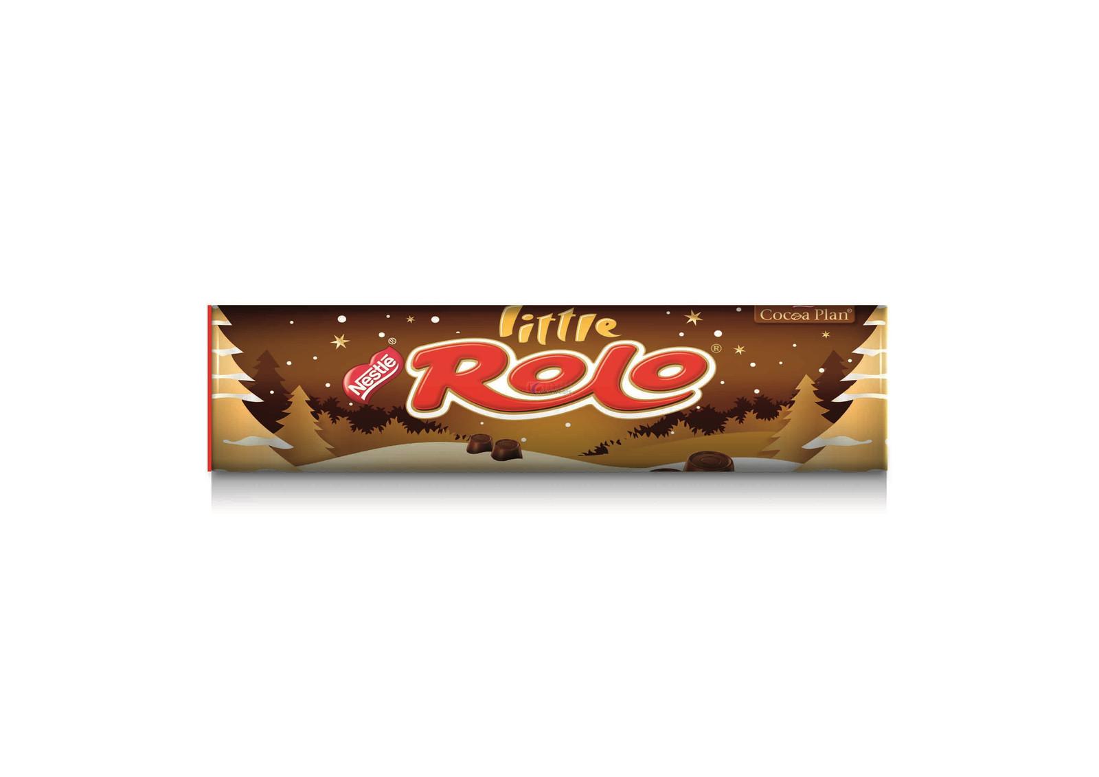 Nestle - Little Rolo Giant Tube 100g image