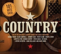 101 Hits - Country by Various Artists