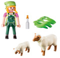 Playmobil: Special Plus - Farmer with Sheep (9356)