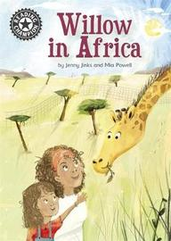 Reading Champion: Willow in Africa by Jenny Jinks