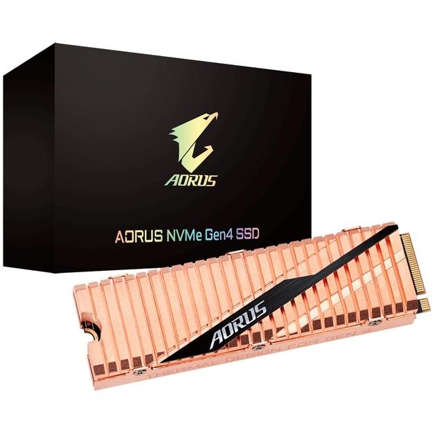 500GB Aorus M.2 NVMe SSD