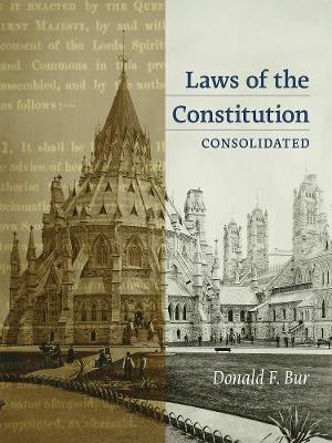 Laws of the Constitution by Donald F. Bur