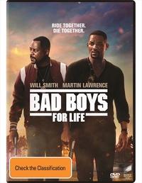 Bad Boys for Life on DVD