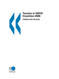 Tourism in OECD Countries 2008 by OECD: Organisation for Economic Co-operation and Development image