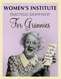 WI Practical Know-Hows for Grannies by Sheila Purcell image