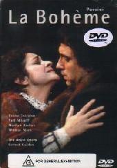 The La Boheme - Royal Opera on DVD