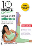10 Minute Solution - Slim And Sculpt Pilates on DVD