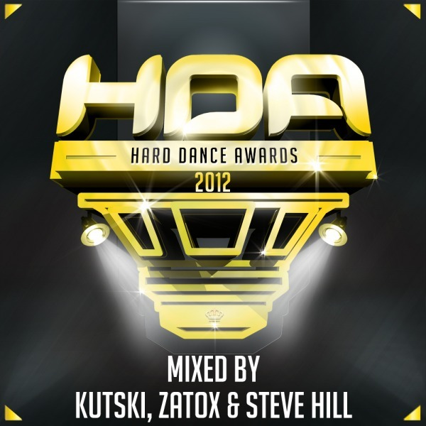 Hard Dance Awards 2012 (3CD) by Various