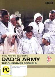 Dad's Army - The Christmas Specials on DVD image