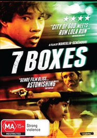 7 Boxes on DVD