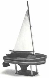 """Sailboat 12"""" (Beginner Model)"""