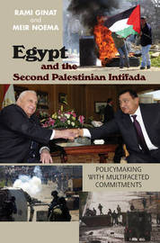 Egypt and the Second Palestinian Intifada by Rami Ginat image