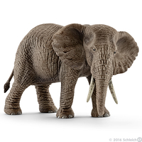 Schleich: African Elephant Female