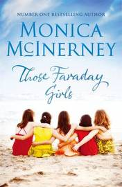 Those Faraday Girls by Monica McInerney image