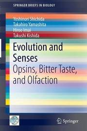 Evolution and Senses by Yoshinori Shichida