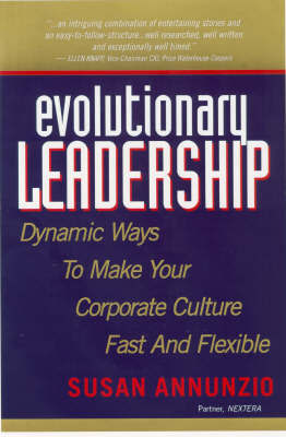 Evolutionary Leadership by Susan Annunzio image