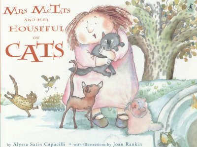 Mrs McTats and Her Houseful of Cats by Alyssa Satin Capucilli image