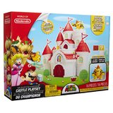 World of Nintendo: Mushroom Kingdom Castle Playset