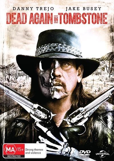 Dead Again in Tombstone on DVD