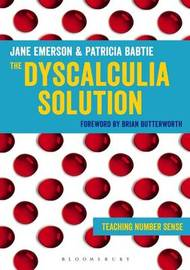 The Dyscalculia Solution by Jane Emerson