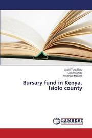Bursary Fund in Kenya, Isiolo County by Gichuhi Loise