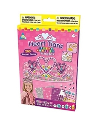 The Orb Factory: Sticky Mosaics - Heart Tiara